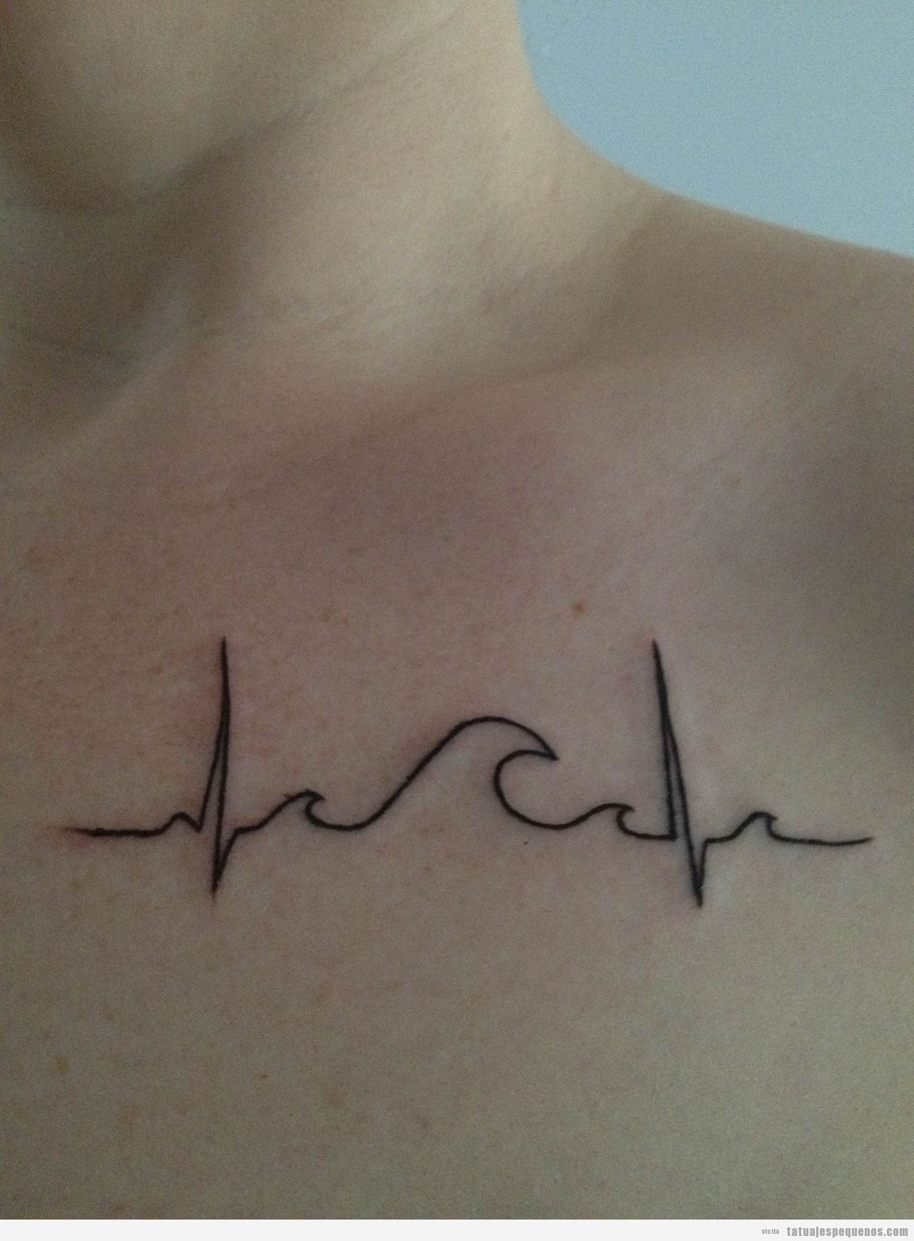 Tatuajes Pequeños Con Significado Símbolos Y Palabras Con Grandes