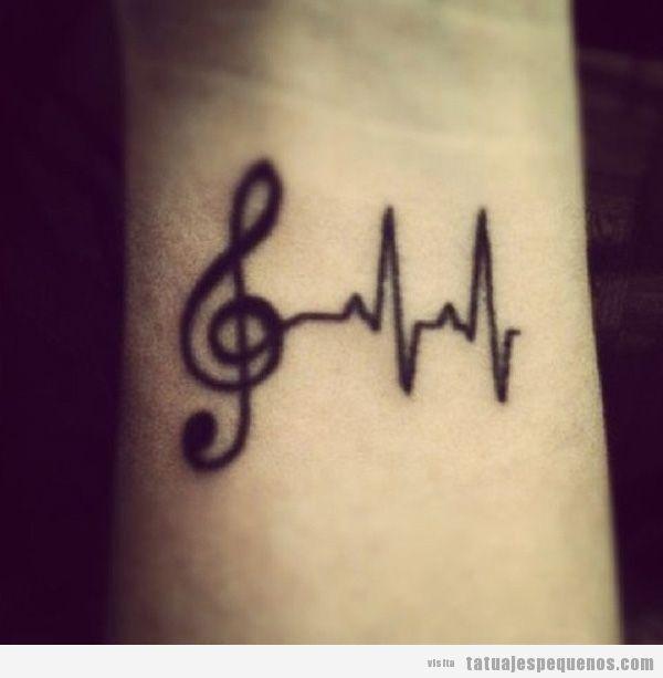 Tatuajes Pequenos Con Significado Simbolos Y Palabras Con Grandes