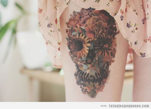 Tatuajes Pequenos En La Pierna Para Mujer 30 Disenos Con Los Que