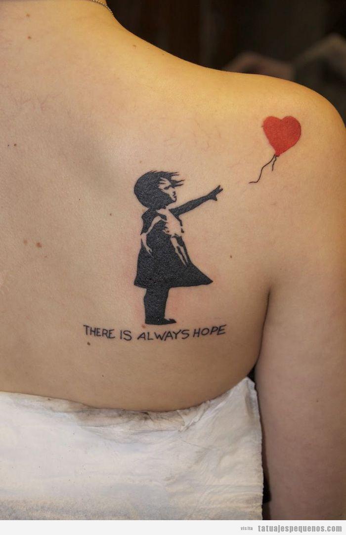 Globo | Tatuajes pequeños | Tatoos pequeños y bonitos par
