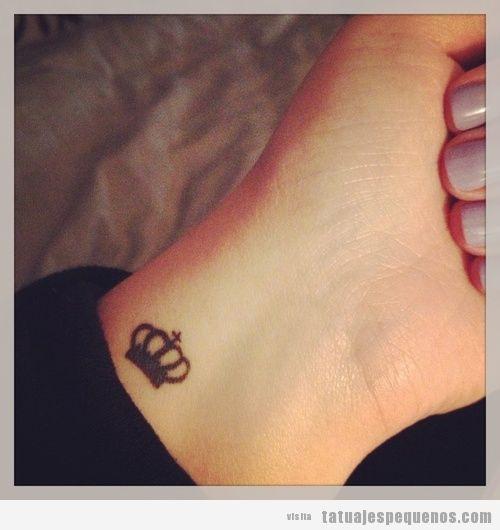 Mini Tatuajes No Podrás Resistirte A Llevar Uno Tatuajes Pequeños