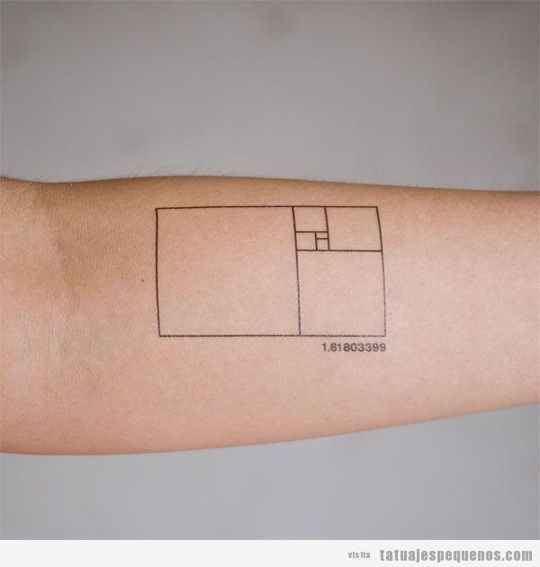 Tatuaje pequeño y minimalista, color pantone de tu piel