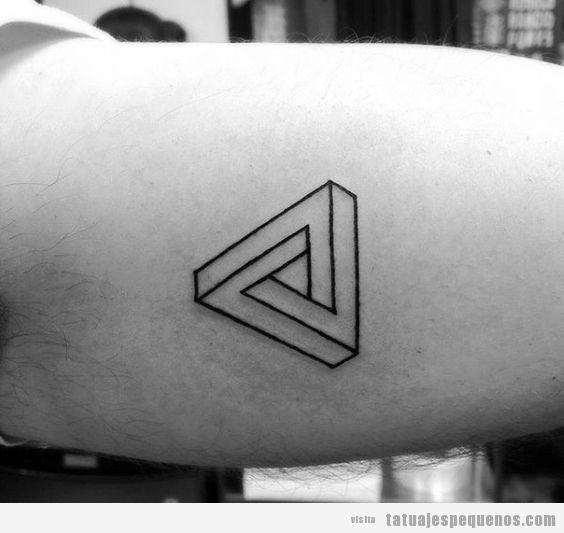Tatuajes Pequenos Para Hombre En Tobillo Brazo Cuello Y Pecho
