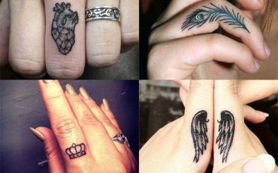 Tatuaje De Leon En El Dedo Significado Sfb