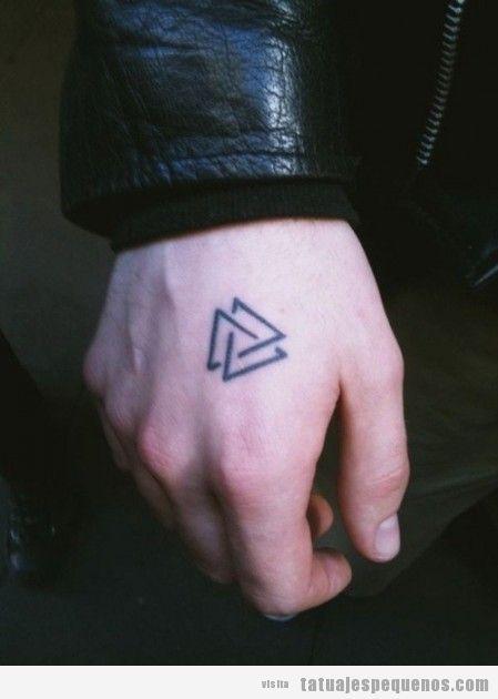40 Tatuajes Pequeños Para Hombres Tatuajes Pequeños