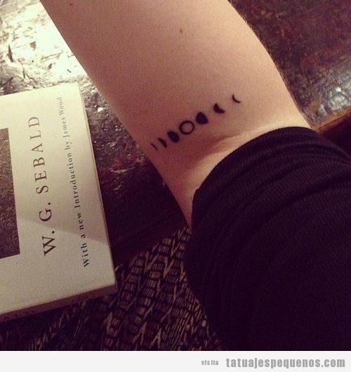 Tatuajes pequeños con significado en el brazo