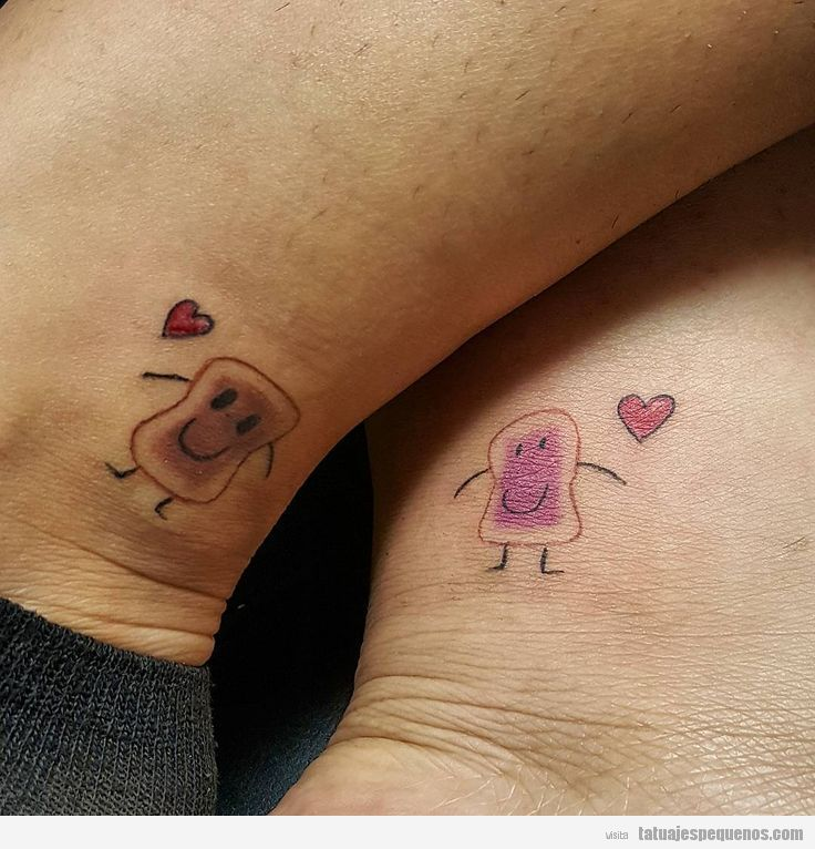 Tatuajes De Amor Para Parejas 5 Disenos Sencillos Y Perfectos