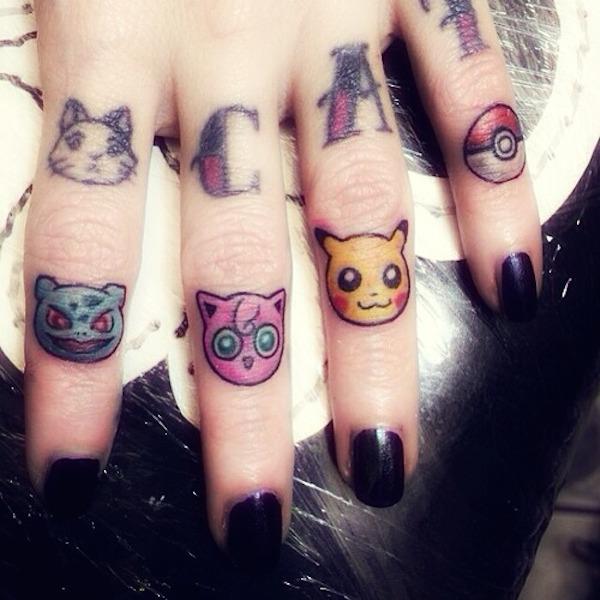 Tatuajes pequeños originales para mujer 9