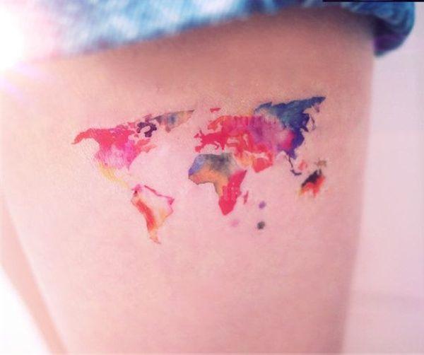 Tatuajes pequeños originales para mujer 6