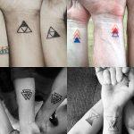 Tatuajes Pequeños para Hermanos: + 25 Diseños Originales