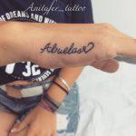 Tatuajes Pequeños para Rendir Homenaje a Tus Abuelos 👴👵 ❤️