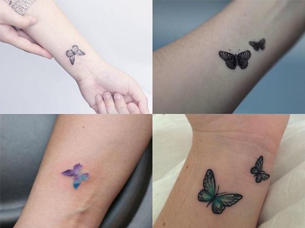 + 20 Preciosos Tatuajes Pequeños y Delicados para Mujer