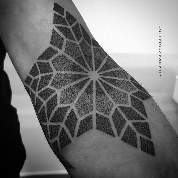 Tatuajes dotwork puntillismo Jeanmarco 10