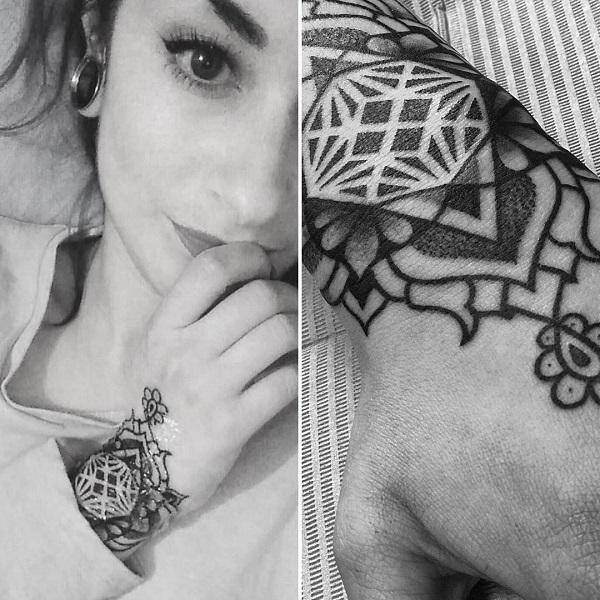 Tatuajes dotwork puntillismo Jeanmarco 11