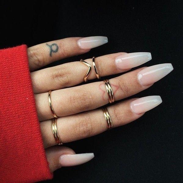 Tatuajes dedos uñas acrílicas 6