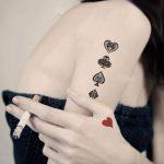 El significado de los tatuajes de Póker