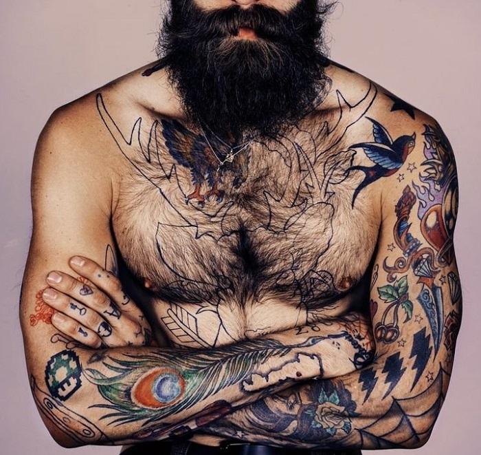 Se puede depilar una zona tatuada?