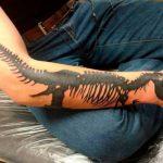 La prehistoria en tu cuerpo con los Tatuajes de Dinosaurios